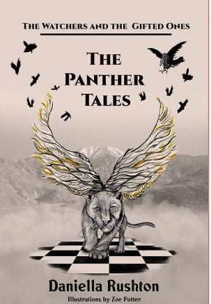 The Panther Tales Book